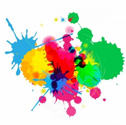 colorful-bright-ink-splashes-on-white-background-66105