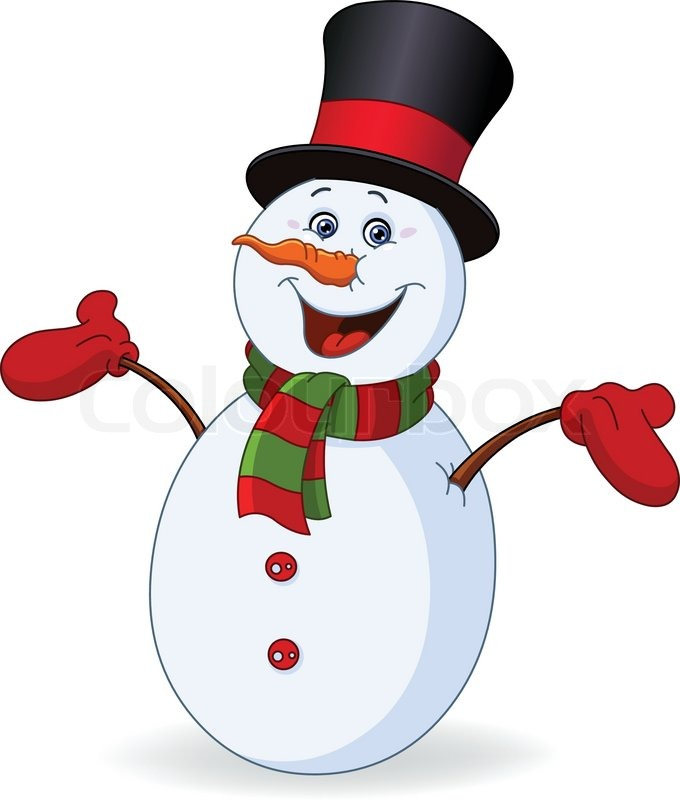 4960763-cheerful-snowman